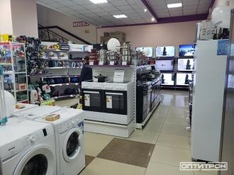 Торговый зал Магазина Оптитрон в п. Краскино